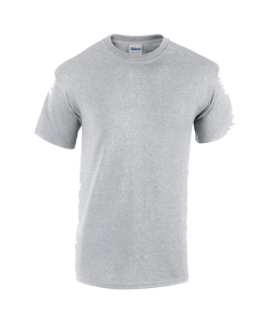 heather grey personalised t-shirt