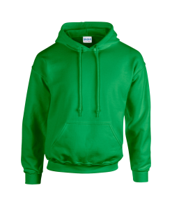 light green plain hoodie