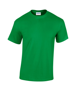 grass green t-shirt