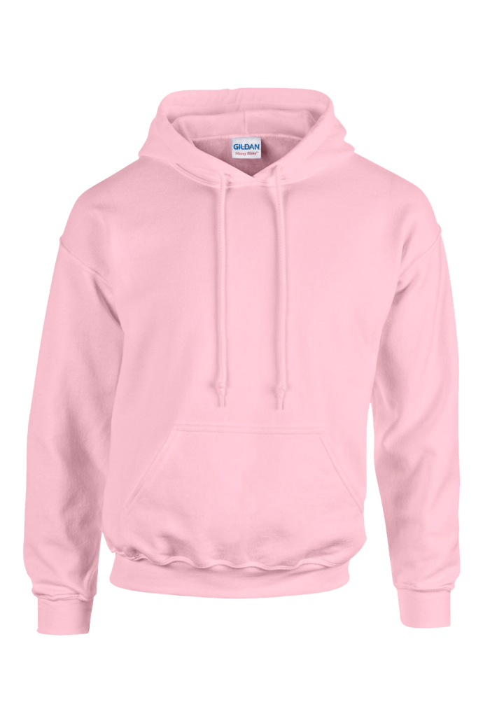 pink personalised hoodies