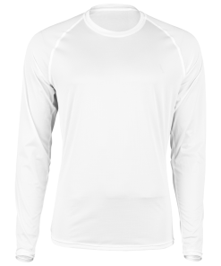 sports rash guard running compression top