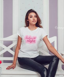 ladies night hen party t-shirt