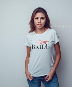 team bride hen party t-shirt