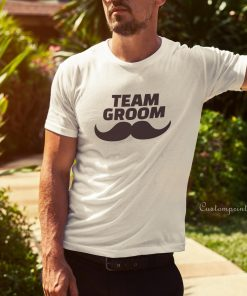 team groom stag party t-shirt